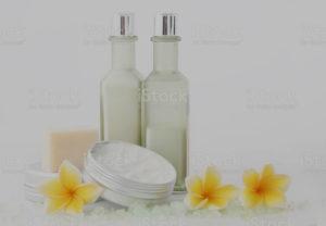 cream soap lotion