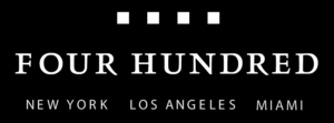 four hundred logo