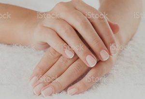 hand manicure