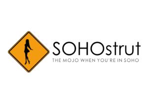 soho strut logo