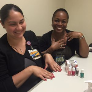 nj corporate nail services