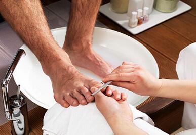 pedicure manicare